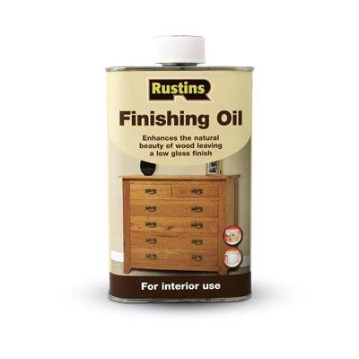 Finishing Oil